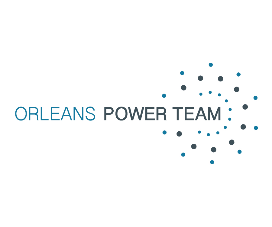 Orleans Power Team logo design