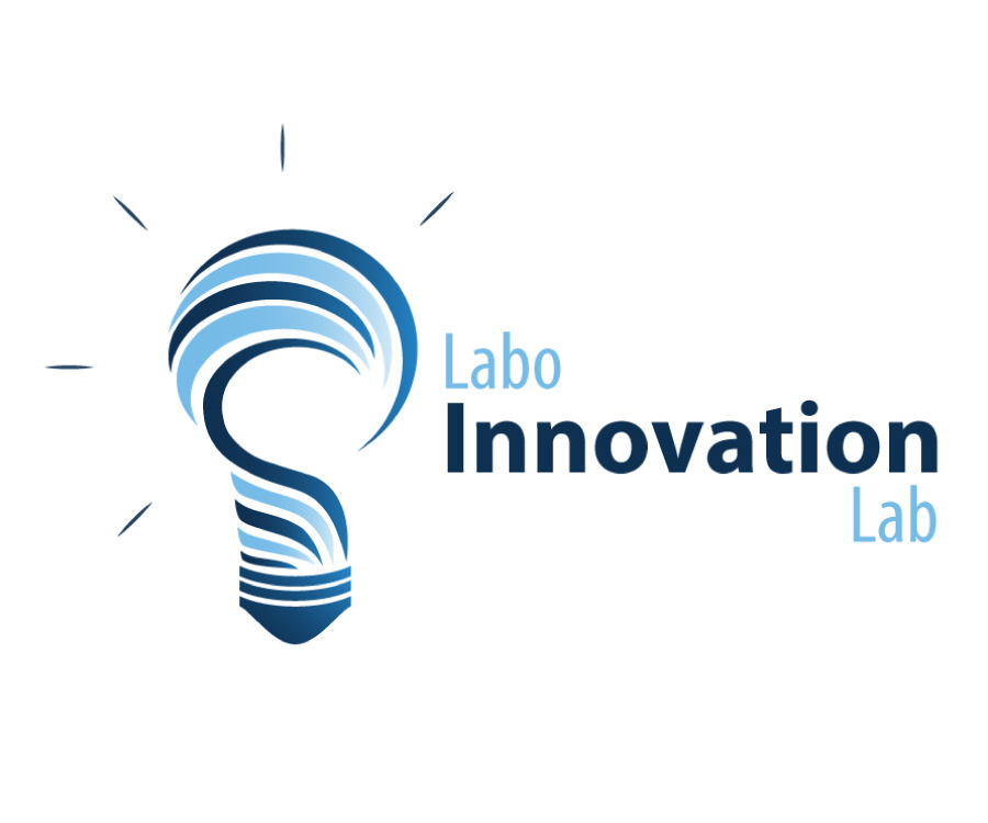 Innovation lab logo design