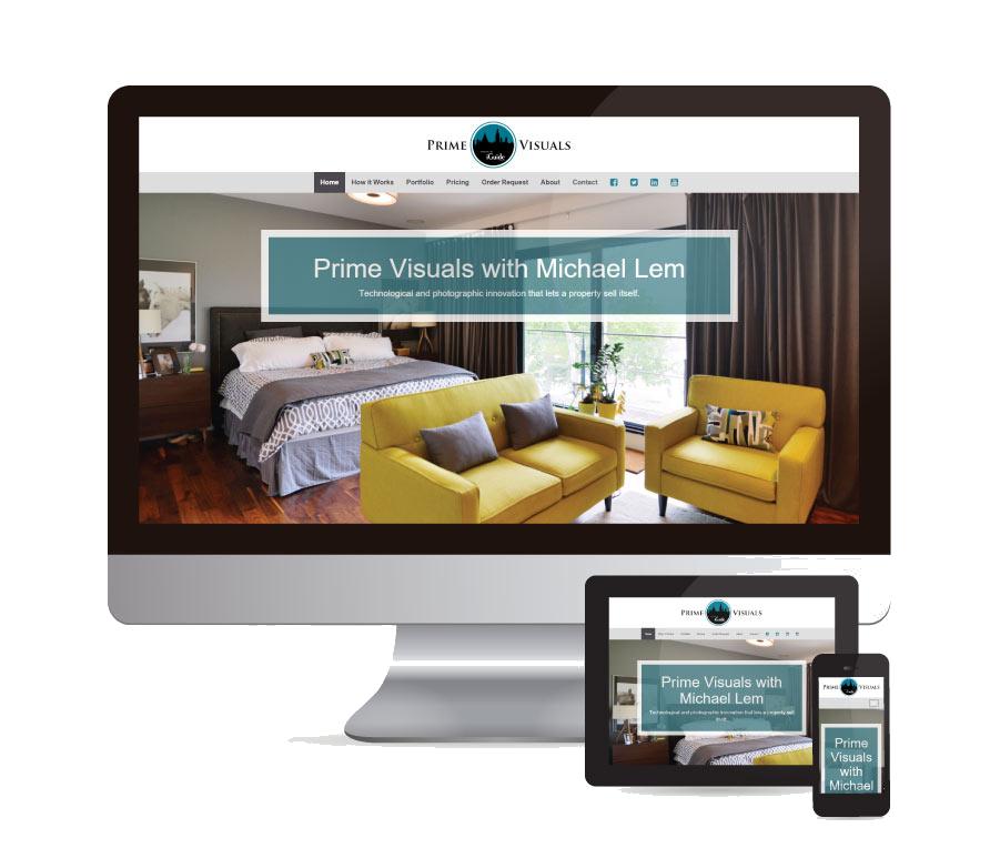 website on multiple platforms